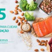 5 alimentos para a saúde auditiva