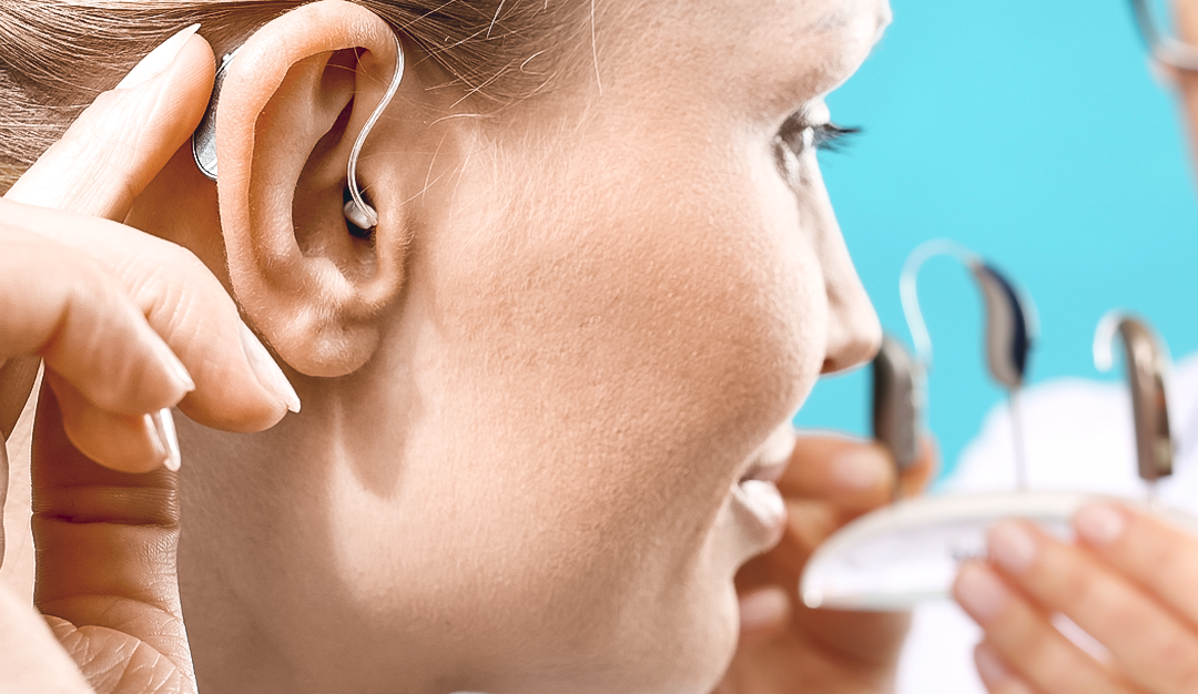 Benefício e Tecnologia dos Aparelhos auditivos